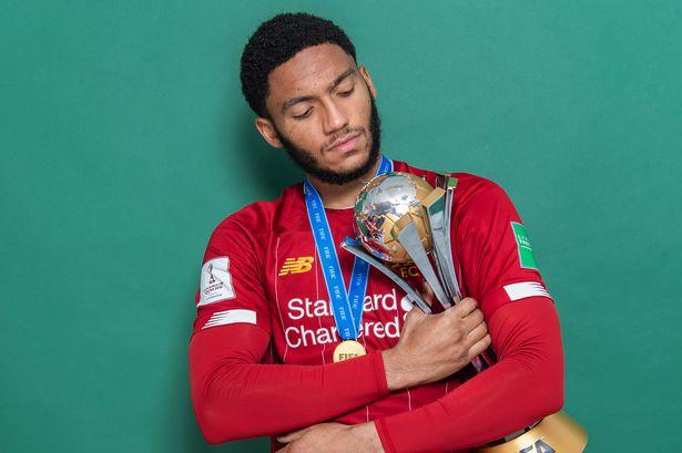 戈麦斯:能成为利物浦的一员非常幸运,希望拿奖成为习惯