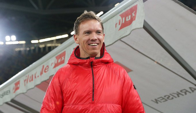 婴帅再创纪录!纳格尔斯曼成德甲最年轻的半程冠军主帅