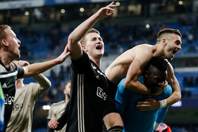 荷媒评选近10年荷兰足球最高光时刻:阿贾克斯4-1皇马