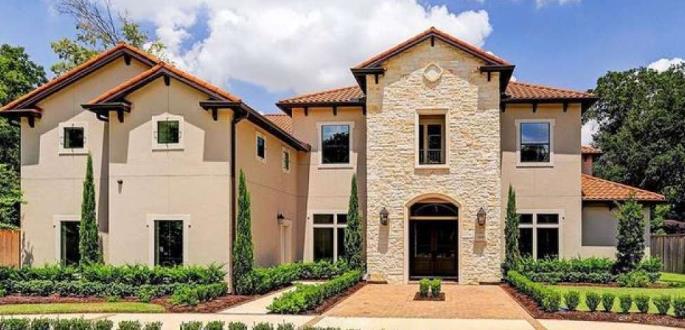 前NBA球员安东尼奥-麦克戴斯拍下一座位于休斯顿的豪宅