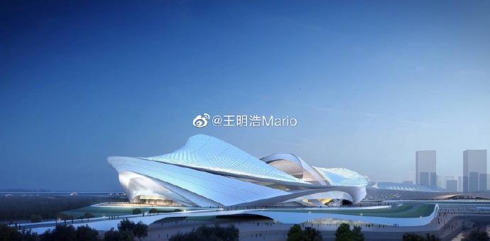 记者:厦门将为亚洲杯建体育场,可容纳6万人