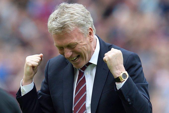 BBC:莫耶斯有95%的把握将成为西汉姆联新帅