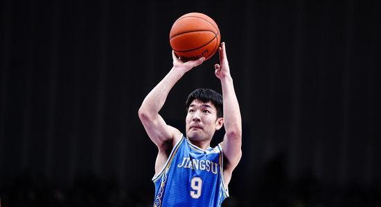 王洪贡献6次抢断,创造个人生涯单场抢断纪录