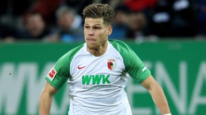 状态正佳,奥格斯堡前锋:要在德甲下半程首轮击败多特