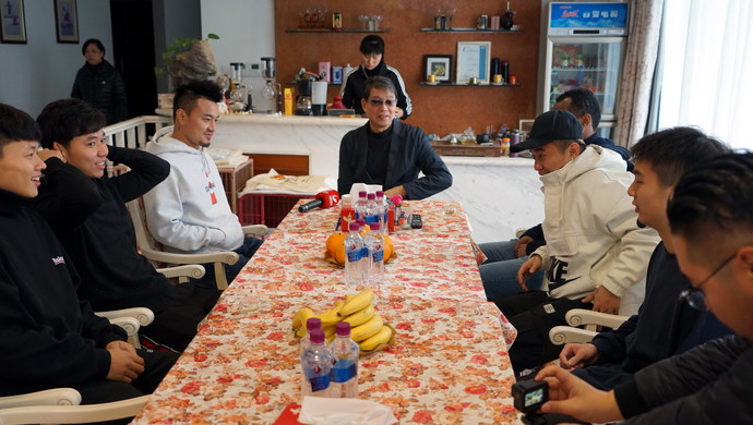 徐根宝:中国足球水平没能上去,这是我最大的遗憾