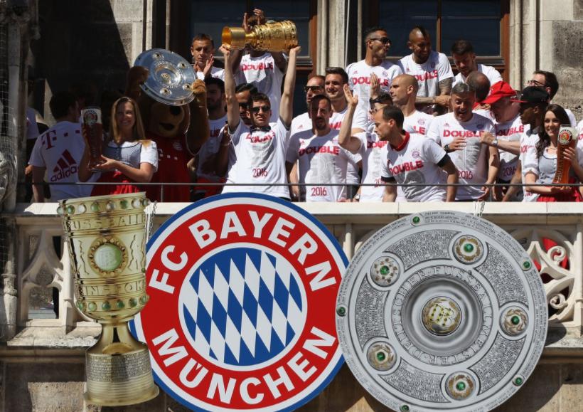 绝对统治力!过去十年,20个德国国内冠军,拜仁拿到13个