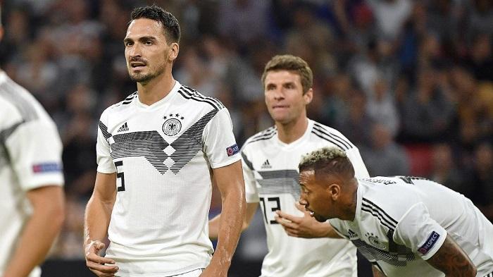 图片报:胡梅尔斯和穆勒还有机会,博阿滕回归德国队很难