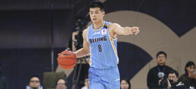 方硕CBA生涯助攻总数超李楠,上升至历史第48位