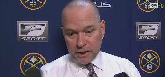 马龙:球队防守正在逐渐消失,作为主教练我要解决问题