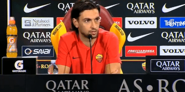 帕斯托雷:我在罗马很开心,媒体说我去里昂是翻译问题