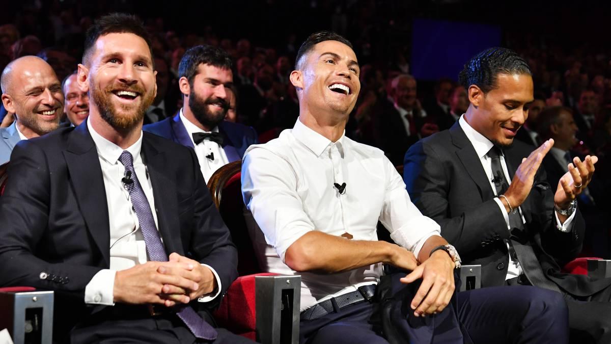 六家媒体评十年最佳阵:公认梅西、C罗、拉莫斯和马塞洛