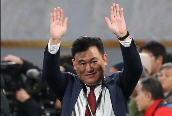 神户胜利船会长:我们的下一个目标是征服亚冠