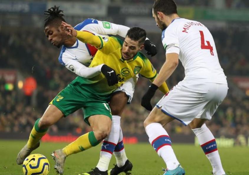 英媒:利物浦密切关注诺维奇两将,考虑在夏窗引进