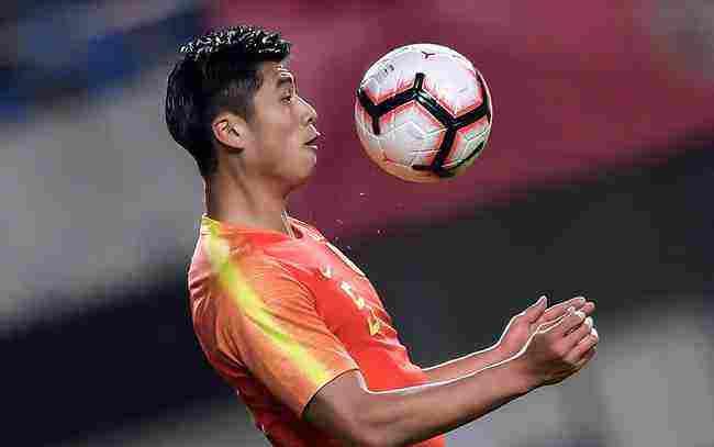 亚足联评U23亚洲杯球星:张玉宁需证明自己是大场面先生