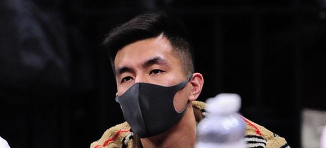 郭艾伦因肺部感染将缺席今晚的辽粤大战