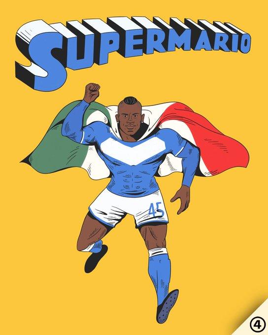 超级马里奥!巴洛特利左脚低射,打入意甲联赛2020年首球