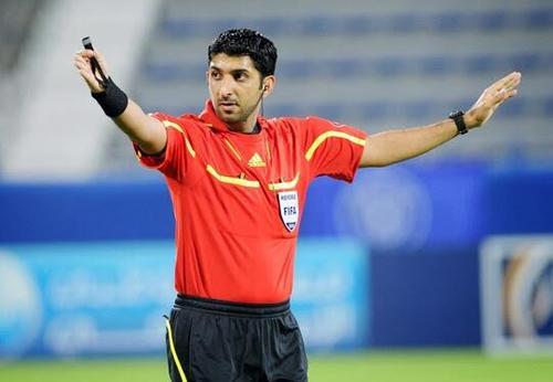 怎么老是你?阿联酋裁判哈桑执法奥预赛中韩战