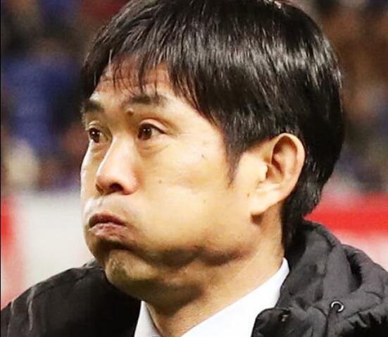 日媒:带队成绩不佳,日本主帅森保一濒临下课