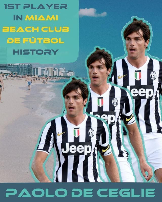 官方:德切利与迈阿密海滩签约3年,成俱乐部历史第一人