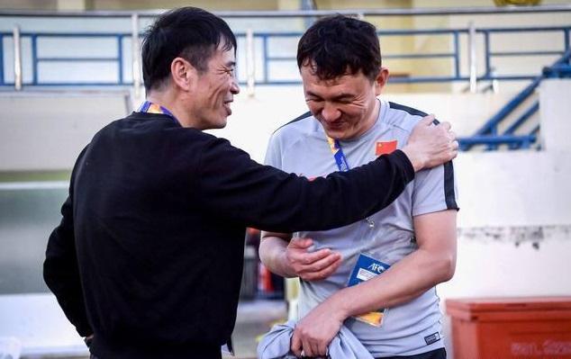 北青:陈戌源感谢感动国奥全力,郝伟有望接连取得足协重用