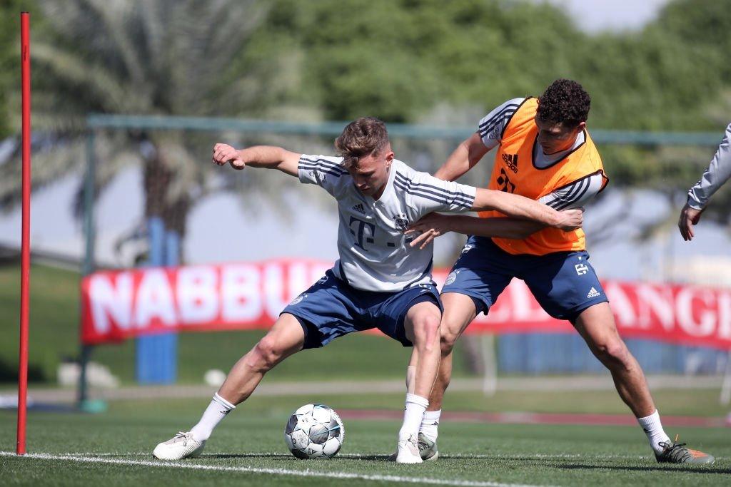 基米希:能踢的一队球员只有13人,拜仁也知道这一点