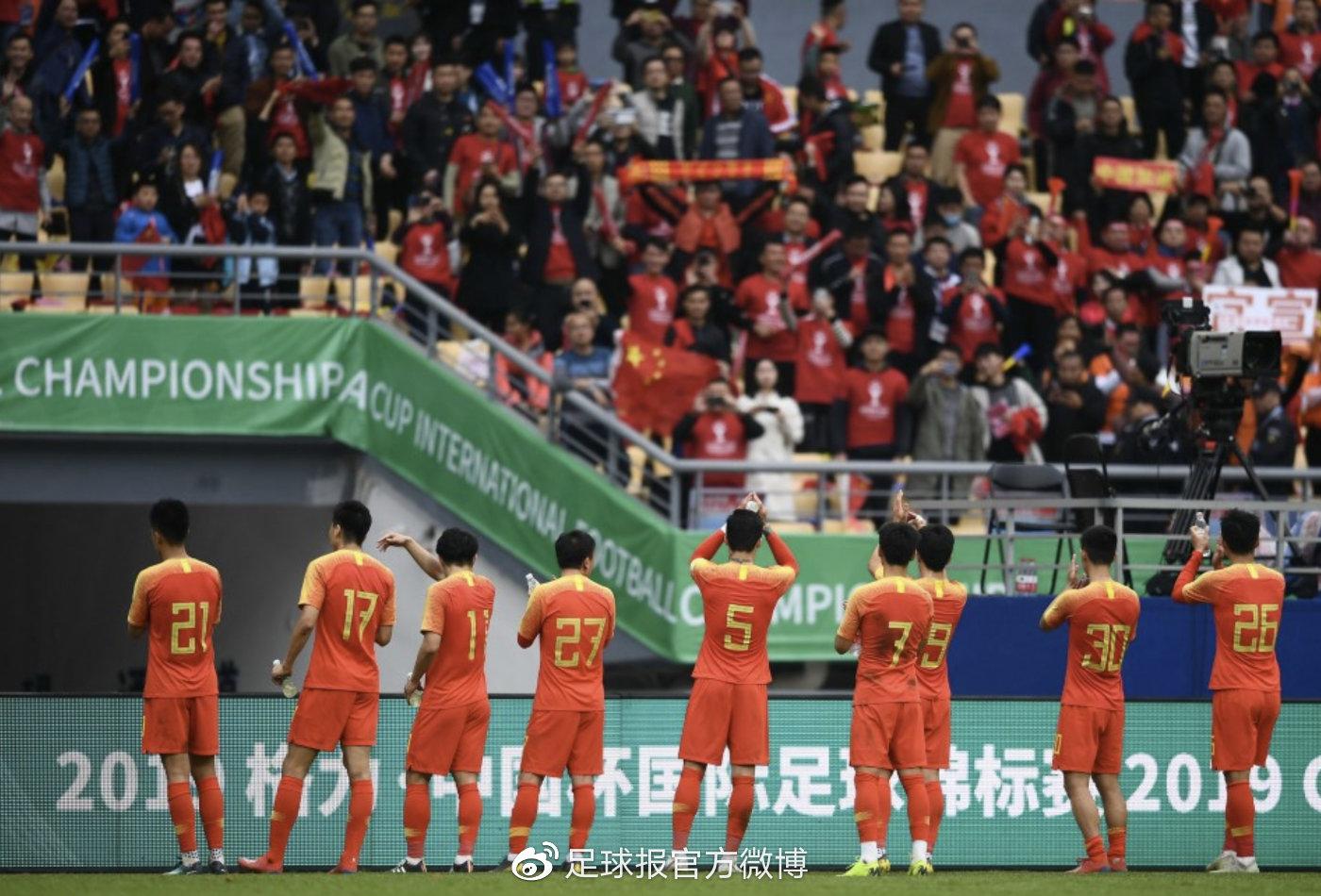 足球报:中国杯仍然会举办,时刻年夜概在9月乃至11月