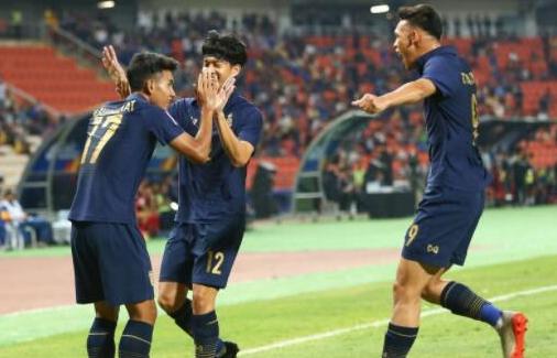 U23亚洲杯综述:澳大利亚、泰国携手从A组出线