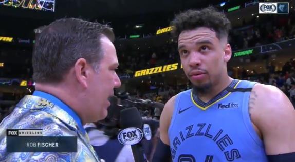 狄龙-布鲁克斯:我每场比赛都想上场砍下20分30分