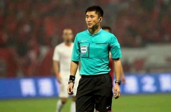 马宁执法U23亚洲杯半决赛,将担任第二助理视频助理裁判
