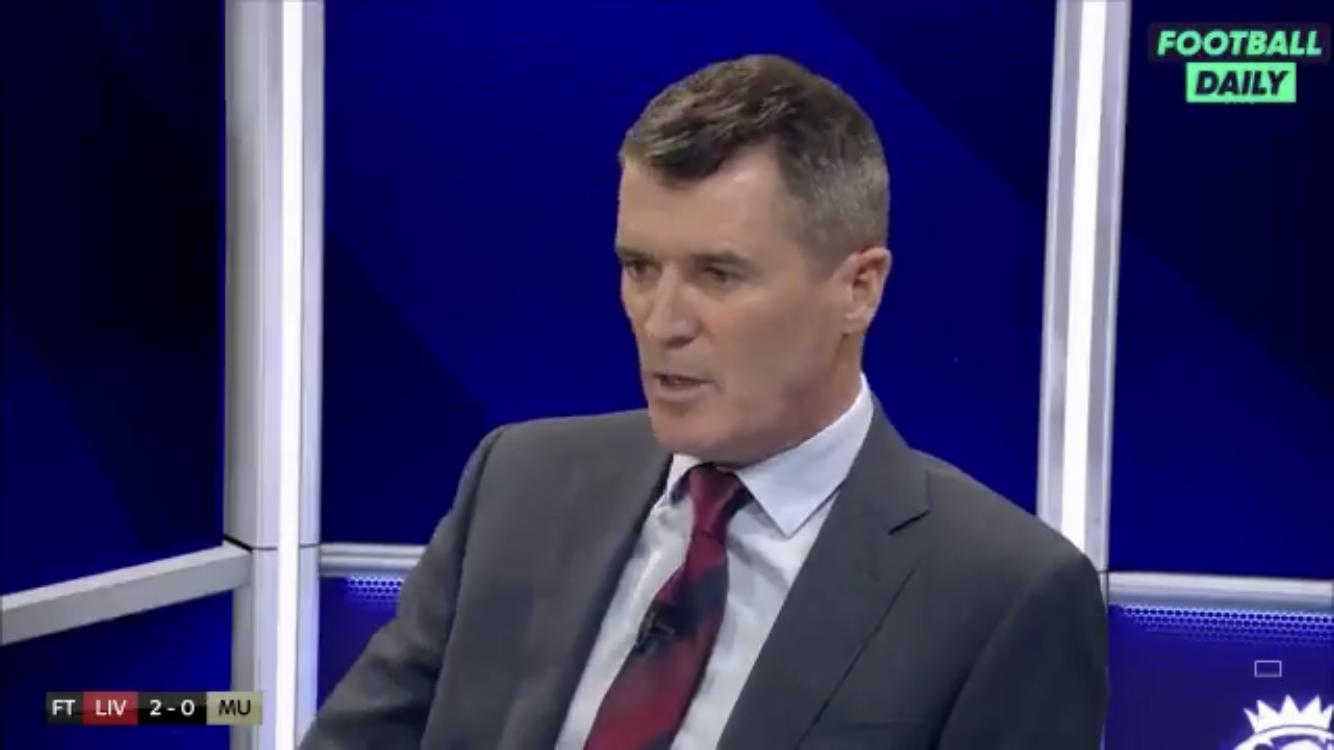基恩:马夏尔的能力不够为曼联踢球,索肖值得更长的时间