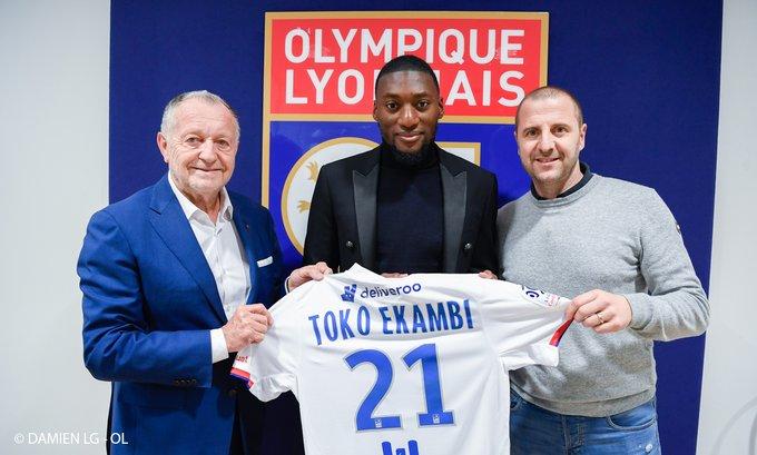 官方:比利亚雷亚尔前锋、喀麦隆国脚埃坎比租借加盟里昂