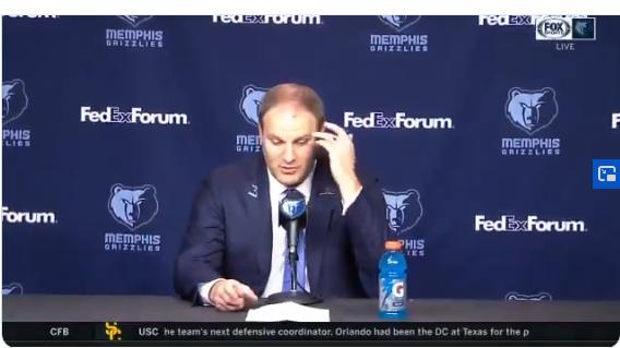 詹金斯:对手表现出色,而我们状态不佳进攻端有些挣扎