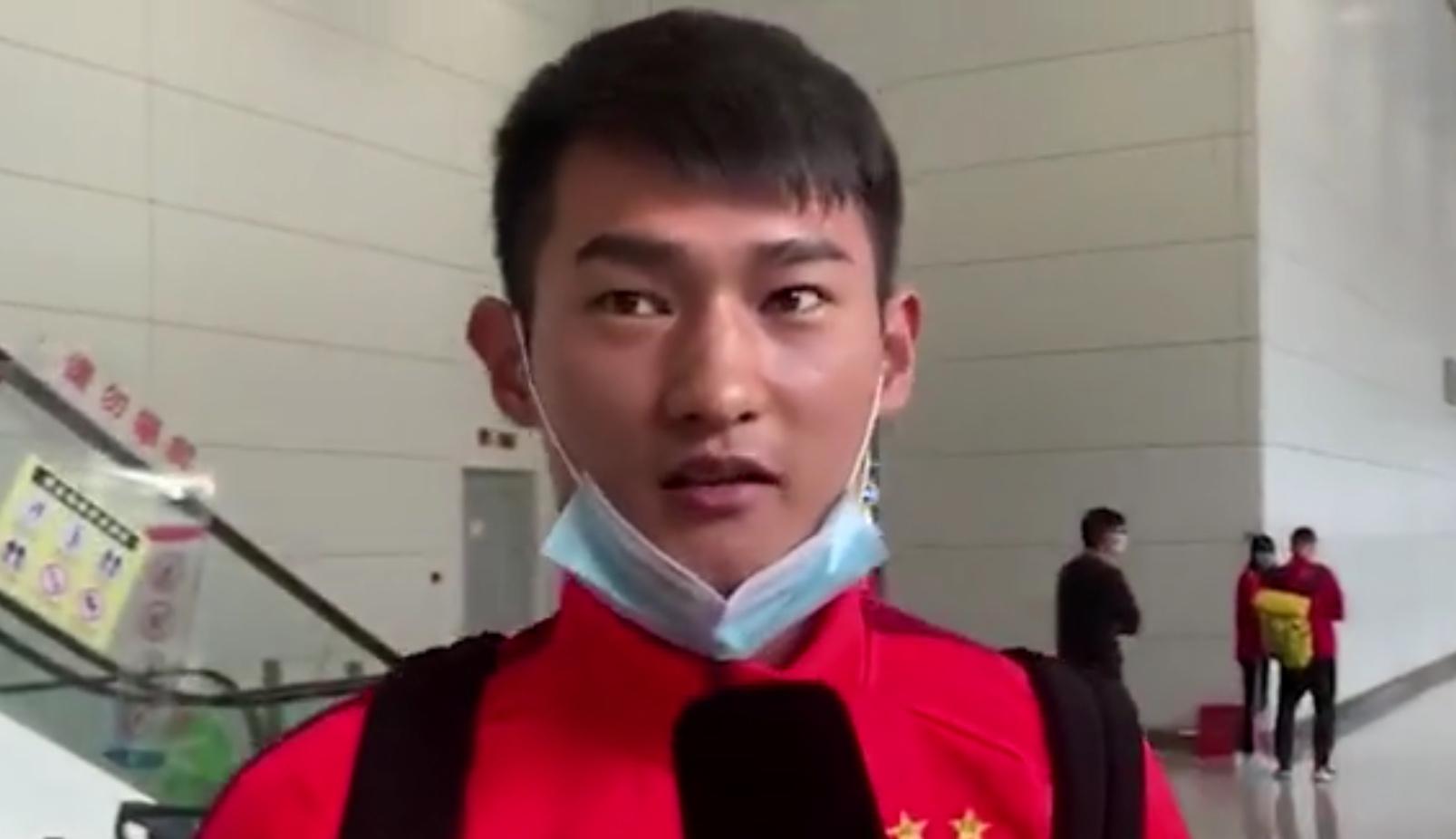廖力生:教练未给清晰留队信号,新赛季想帮球队拿冠军