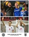 B/R海报:盘点那些在国家队与俱乐部都做队友的球员们