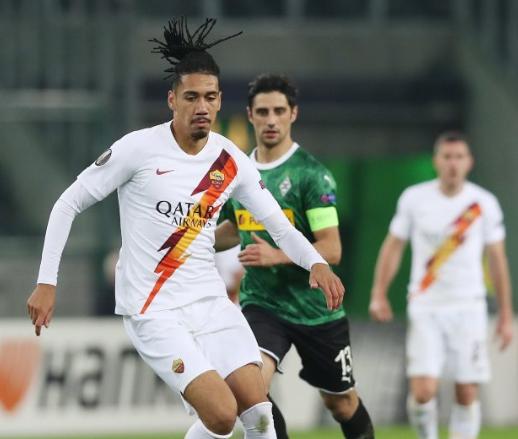 斯莫林:罗马与拉齐奥的德比就像曼联对阵利物浦