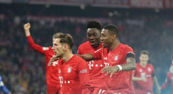 好兆头!拜仁下半程取得开局两连胜后,都获得德甲冠军