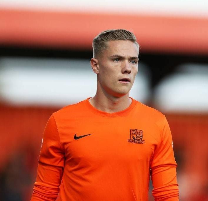 BBC:曼联接近签下英甲年轻门将内森-毕晓普