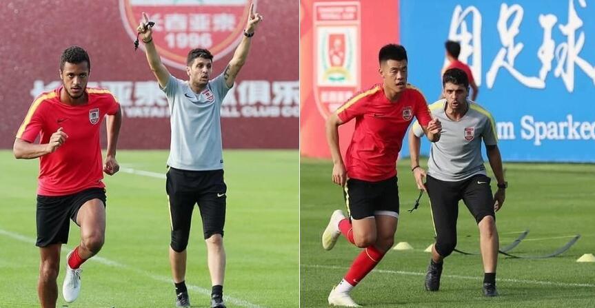 亚泰外籍助教赞中国足球:组织运转良好