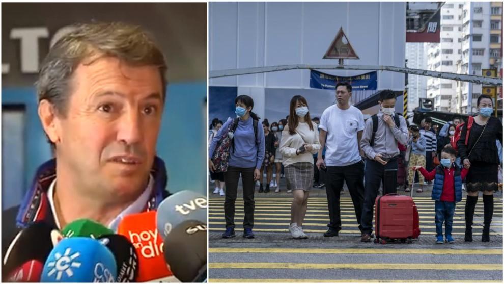 何塞:卓尔队员不是行走的病毒,希望西班牙冬训正常开展
