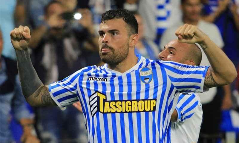 官方:那不勒斯签下斯帕尔前锋佩塔尼亚,并回租半年