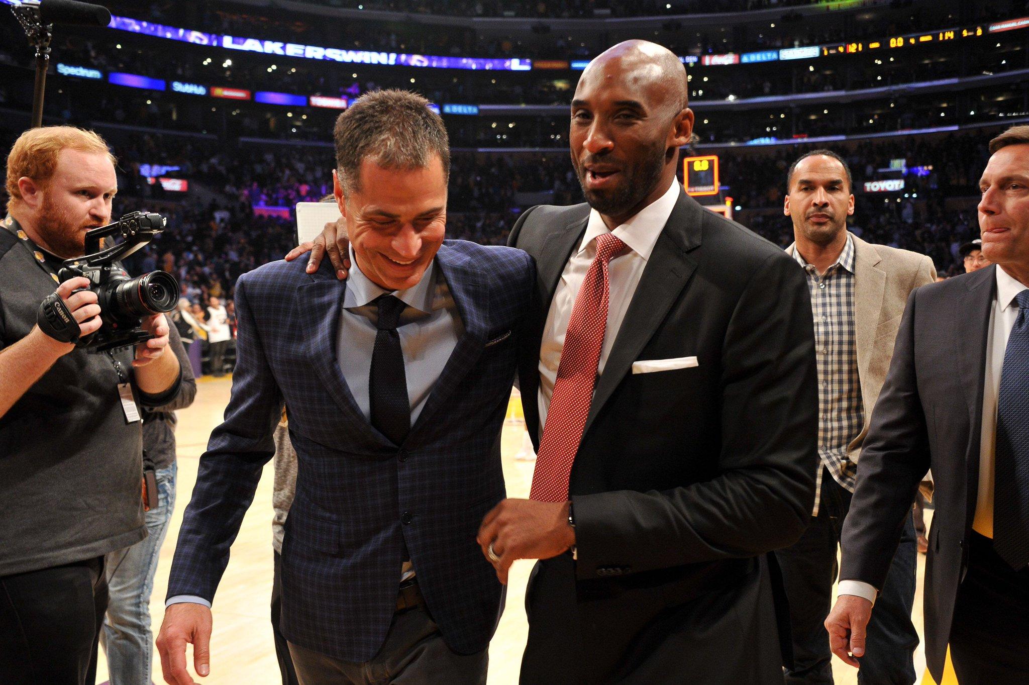佩林卡悼念:科比和Gigi会在天堂打一场快乐的篮球比赛