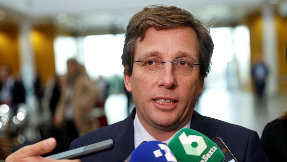 马德里市长:我打小就是马竞死忠,没有向老佛爷隐瞒身份