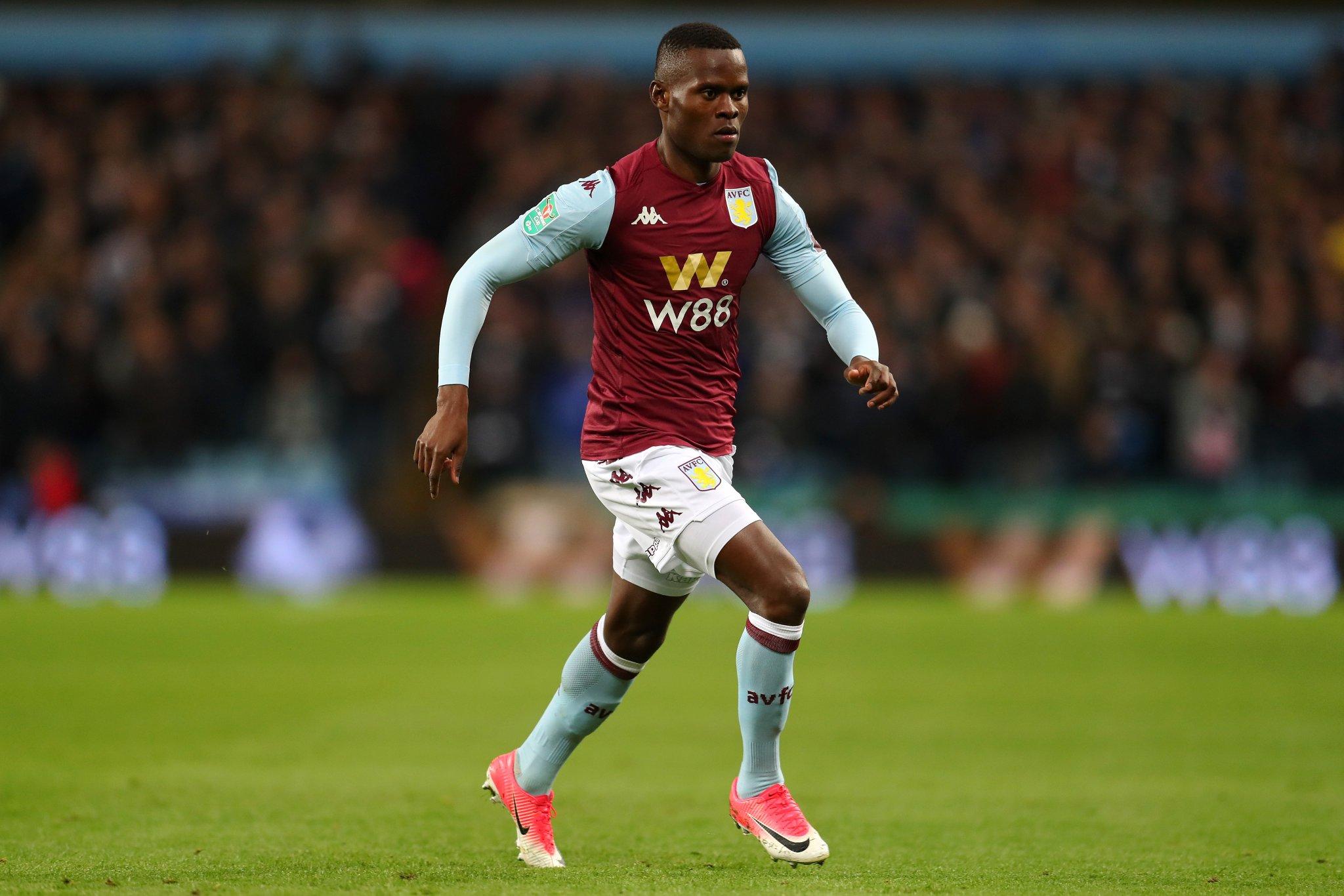 第一人!维拉前锋萨马塔成首位在英超进球的坦桑尼亚球员