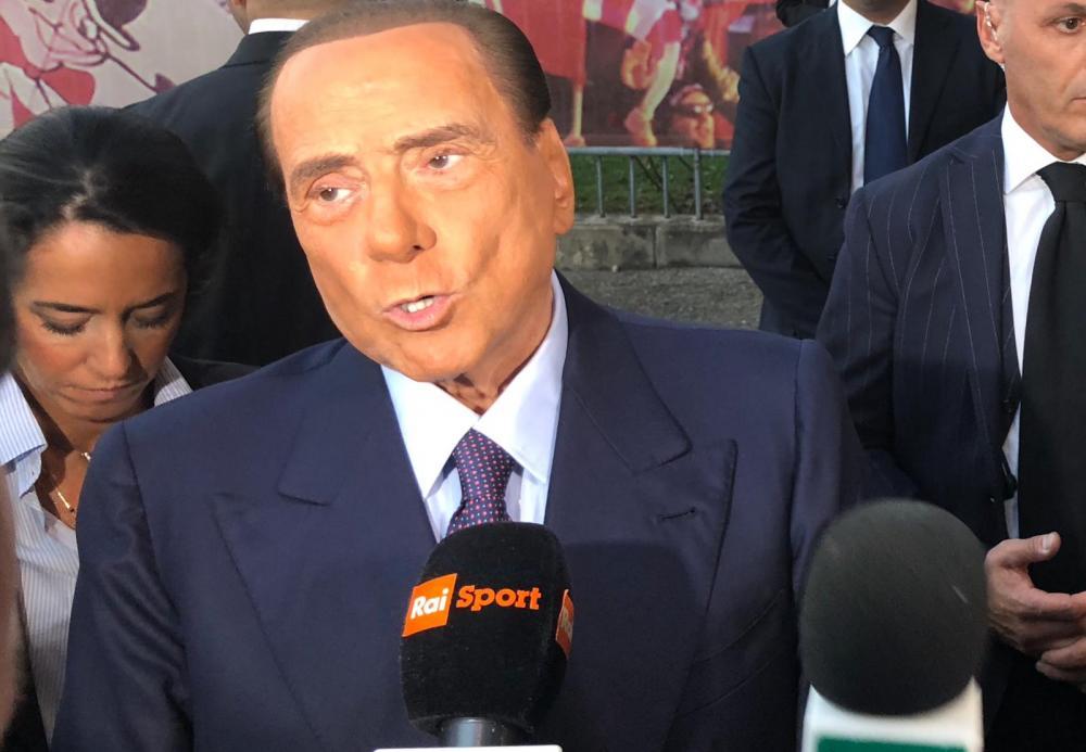 贝卢斯科尼谈当年米兰6-0国米:侮辱对手是不对的