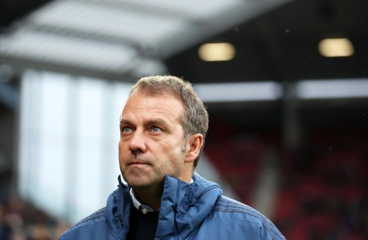 弗里克:下周末必须要击败莱比锡,但首先专注德国杯
