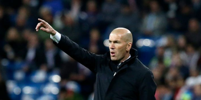 齐达内超越穆里尼奥,成皇马队史执教胜场数第三多的教练