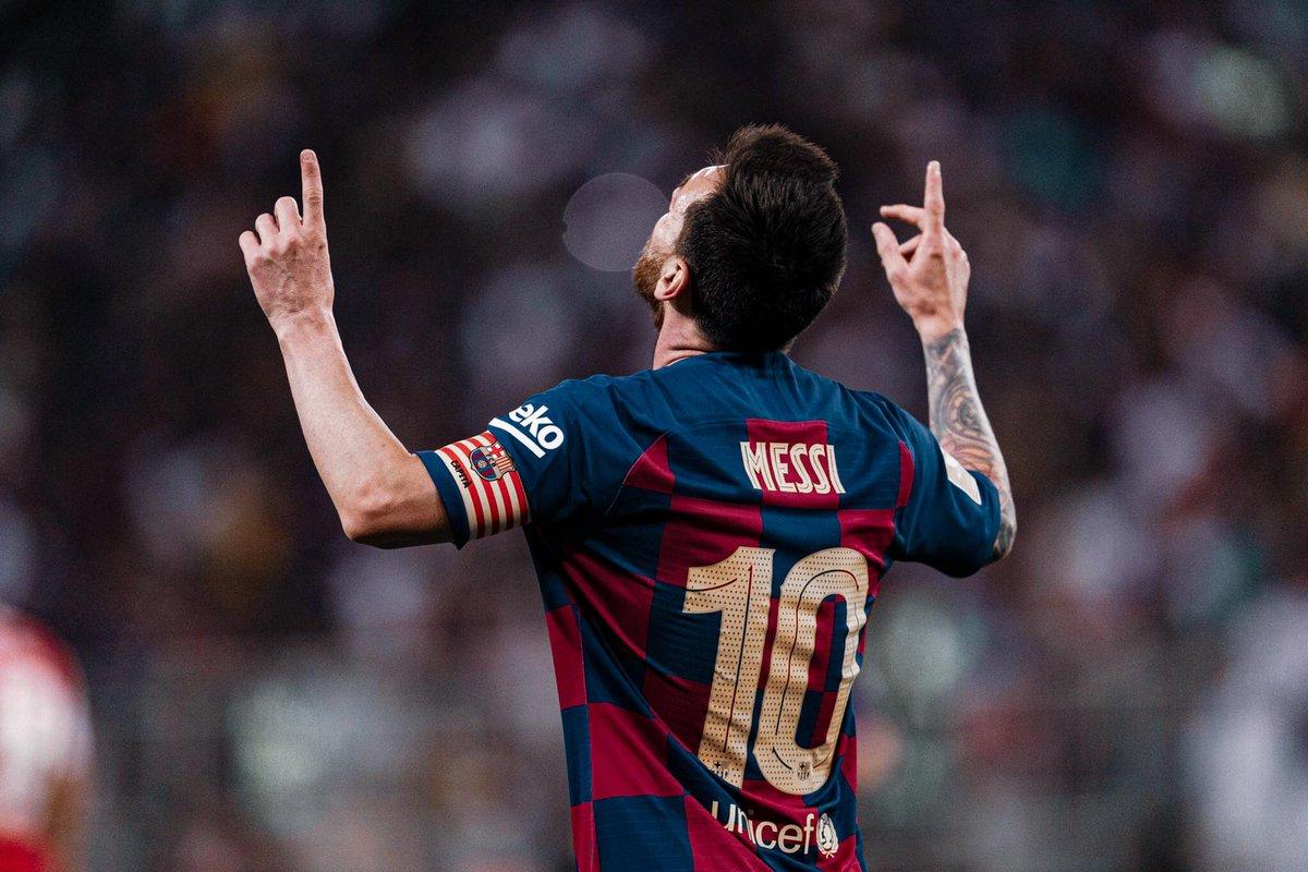 若巴萨本轮取胜,梅西将收获个人西甲主场第200场胜利