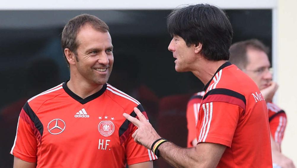 德媒:勒夫计划欧洲杯后举办生日派对,弗里克将参加