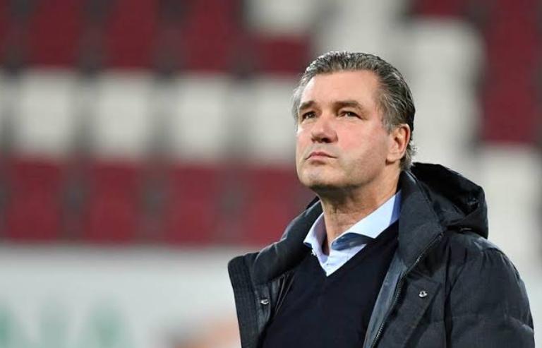 多特主管:我们德国杯踢的太懒散,淘汰只能是活该