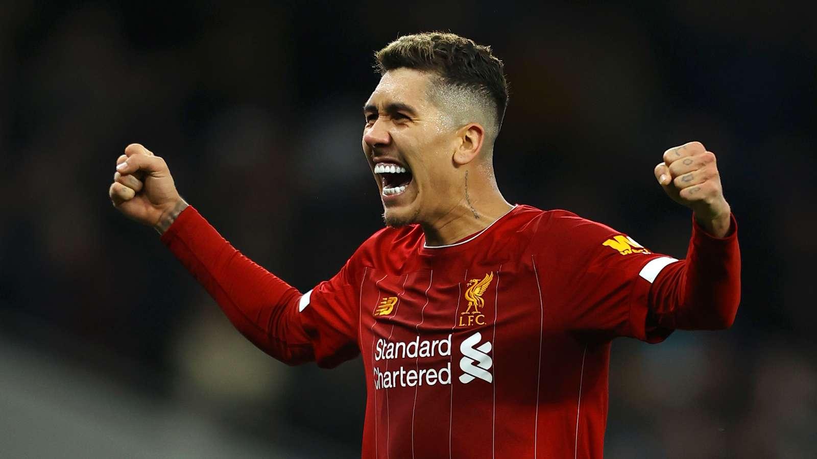 卢卡斯:菲尔米诺能打破我利物浦队内巴西球员出场纪录
